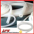 6.3mm I.D X 11.1mm O.D Clear Transulcent Silicone Hose Pipe Tubing